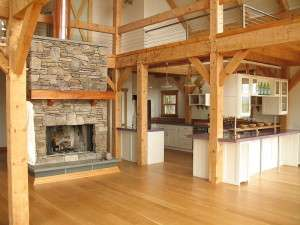 800px-Post_and_Beam_Barn_Kitchen